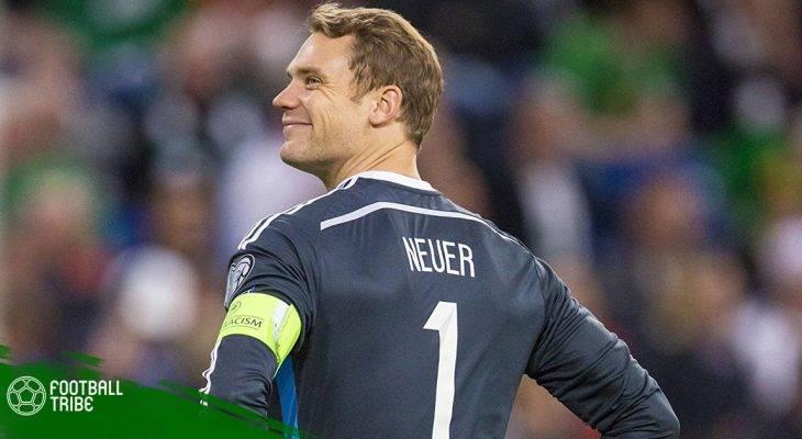 Bản tin trưa 30/5: Neuer tái xuất trong trận giao hữu với Áo