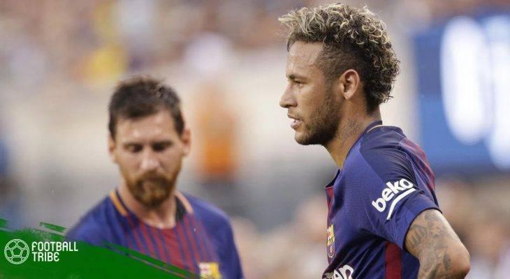 Người đại diện: Neymar đến PSG để được đá Penalty