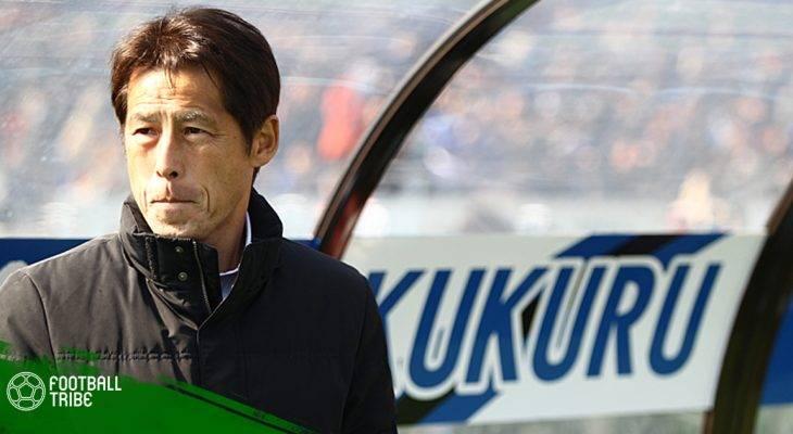 Nhật Bản công bố tân HLV trưởng