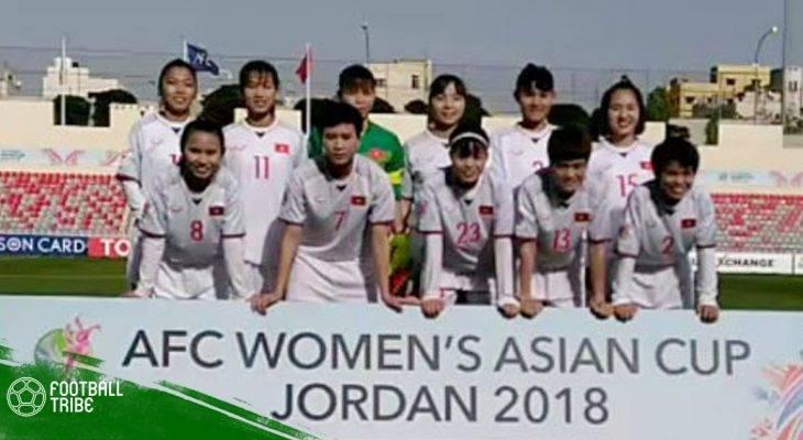 Thắng đậm Indonesia, ĐT nữ Việt Nam khởi đầu thuận lợi ở giải ĐNÁ
