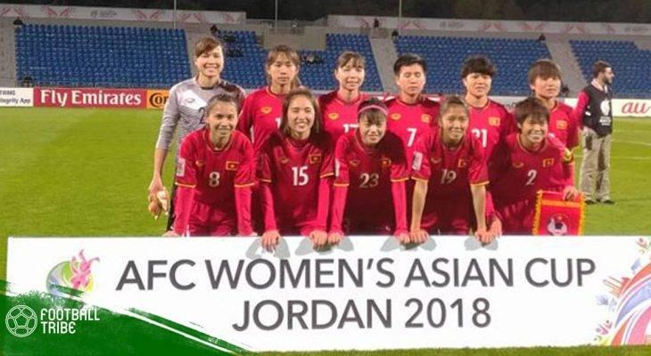 ĐT nữ Việt Nam nằm ở bảng tử thần tại ASIAD 2018