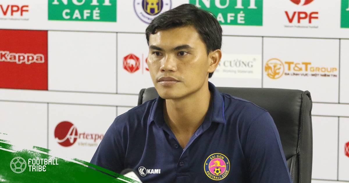 Chuyển động bóng đá Việt 19/5: HLV Tài Em bức xúc với công tác trọng tài