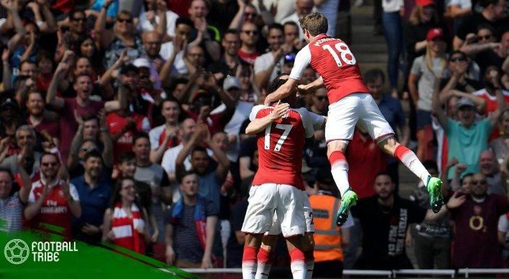 Bản tin tối 22/4: Arsenal chạy đà hoàn hảo trước thềm Bán kết Europa League