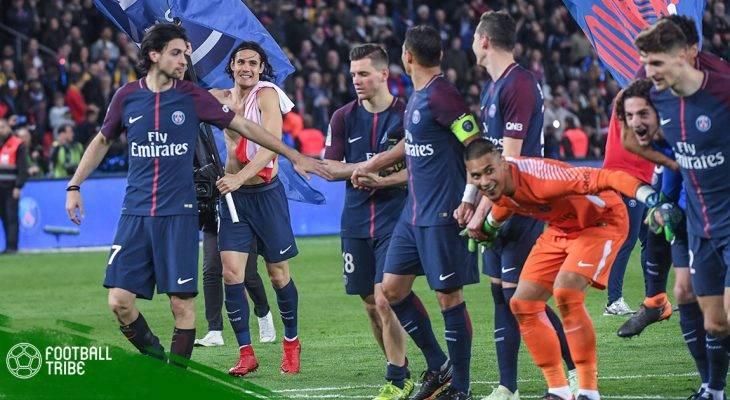 Paris Saint-Germain định nghĩa lại Ligue 1