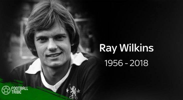 Cựu danh thủ Ray Wilkins qua đời ở tuổi 61
