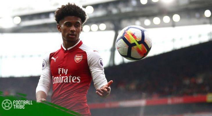 Arsenal trói chân thành công ngọc thô