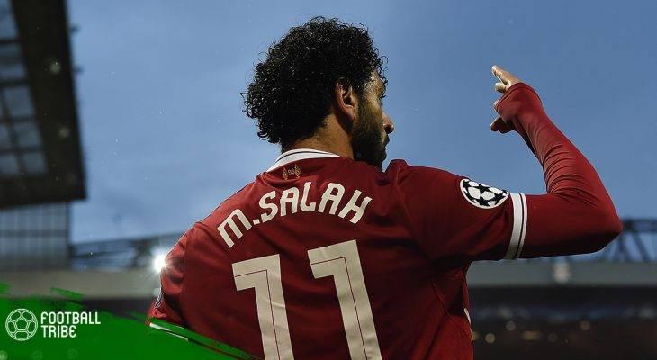 """""""Mỏi miệng"""" đếm thêm những kỷ lục của Mohamed Salah"""