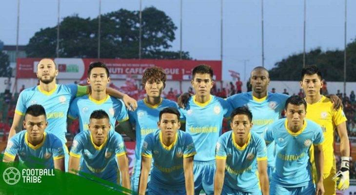 Đấu sớm vòng 5 V.League: Sanna Khánh Hòa BVN đánh bại Than Quảng Ninh