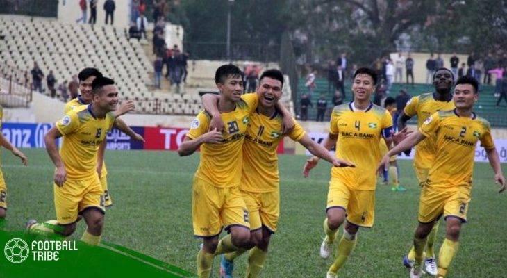 V.League vòng 13: Nghệ An chấm dứt chuỗi chưa thắng sau một tháng!
