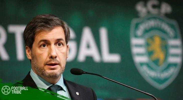 SỐC: Chủ tịch CLB Sporting Lisbon cấm thi đấu gần hết đội hình
