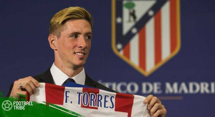 """Atletico Madrid – Nơi Fernando Torres gọi là """"nhà"""""""