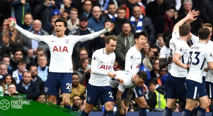 Chelsea 1-3 Tottenham Hotspur: Gà Trống kéo sập Stamford Bridge