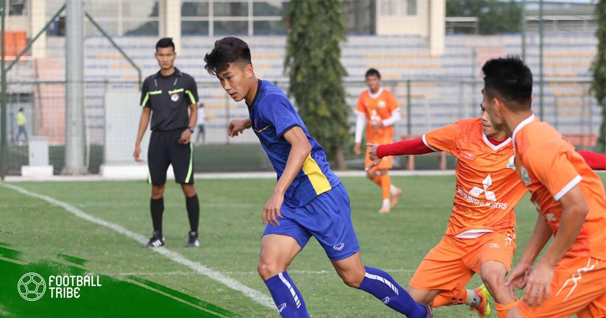 Chuyển động bóng đá Việt Nam ngày 26/4: Khởi tranh giải hạng Nhì QG 2018