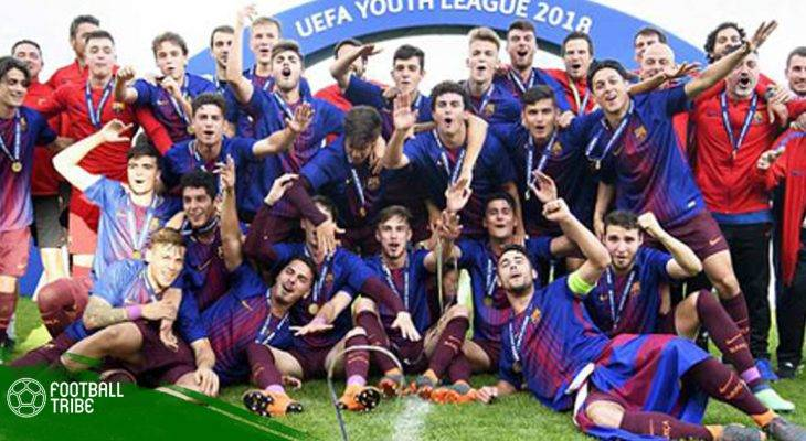 Bản tin trưa 24/4: U19 Barcelona vô địch Champions League