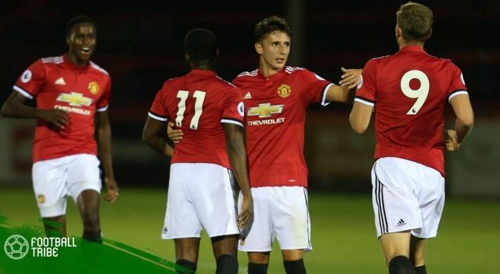 Điểm tin Man Utd 18/4: Đằng sau câu chuyện xuống hạng của đội U23