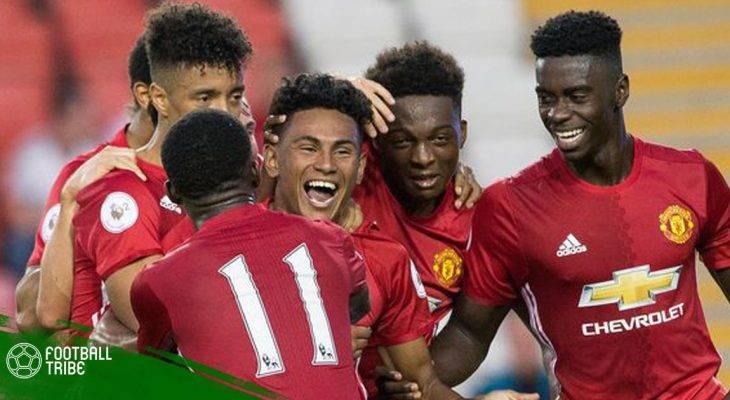 Bản tin chiều 17/4: U23 Man Utd xuống hạng