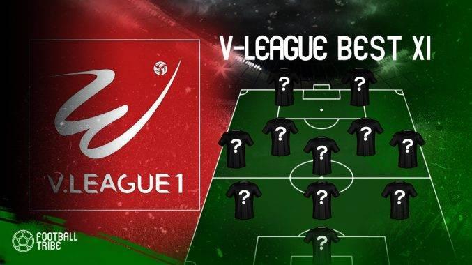ĐHTB vòng 15 V.League: Vinh danh sao U23 Việt Nam