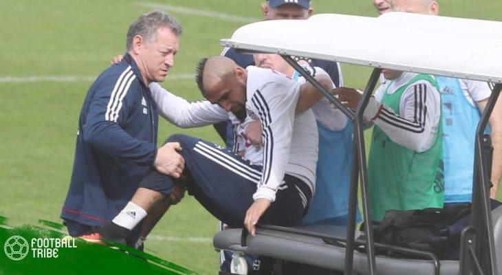 Bayern mất công thần trước thềm đại chiến Real Madrid