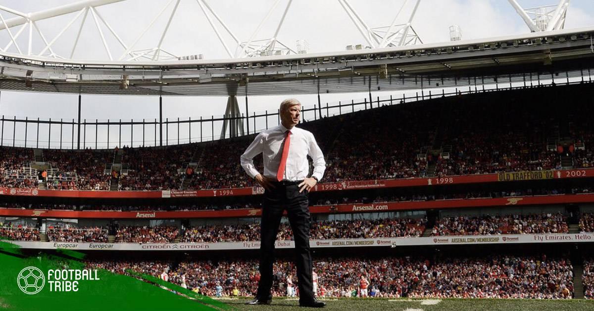 """""""Lạm phát"""" giá vé buổi tri ân Arsene Wenger tại Emirates"""