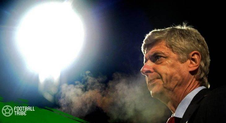 Năm thành tựu bóng đá của Arsene Wenger