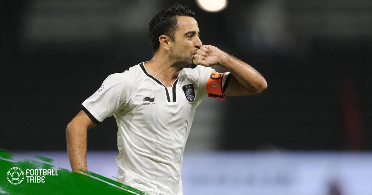 AFC Champions League: Đội bóng của Xavi đánh mất ngôi đầu bảng