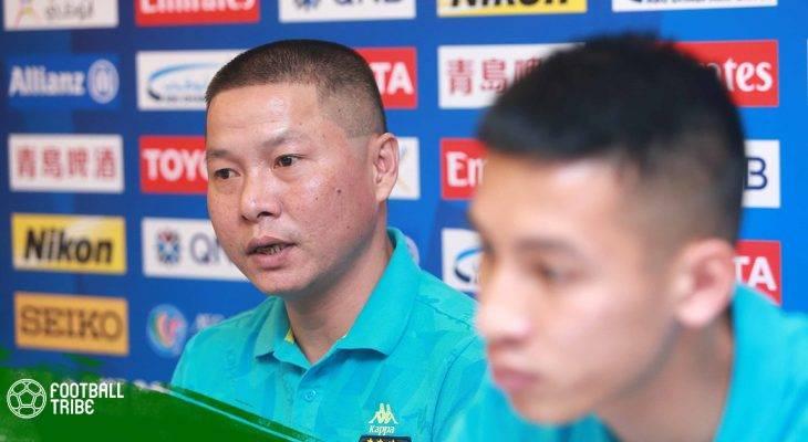 HLV Chu Đình Nghiêm – 'Người đặc biệt' trên băng ghế huấn luyện
