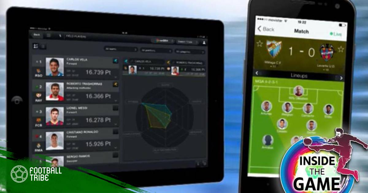Cận cảnh công nghệ phân tích trận đấu Mediacoach được LaLiga ưa chuộng