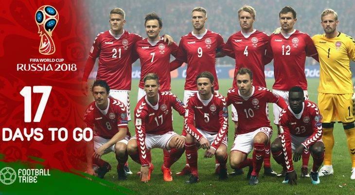 World Cup 2018 còn 17 ngày: Đan Mạch loại nhà cựu vô địch Champions League