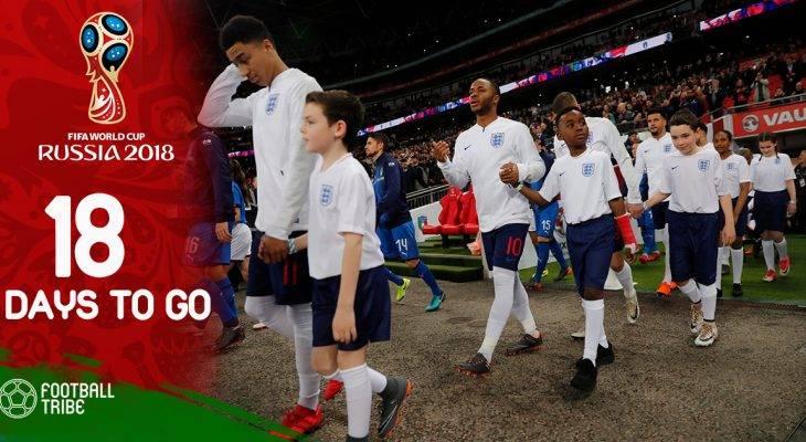 World Cup 2018 còn 18 ngày: Tuyển Anh xuất hiện mâu thuẫn nội bộ