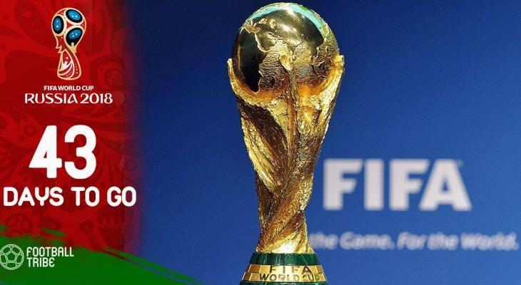 World Cup còn 43 ngày: Cúp Vàng trở lại nước Nga