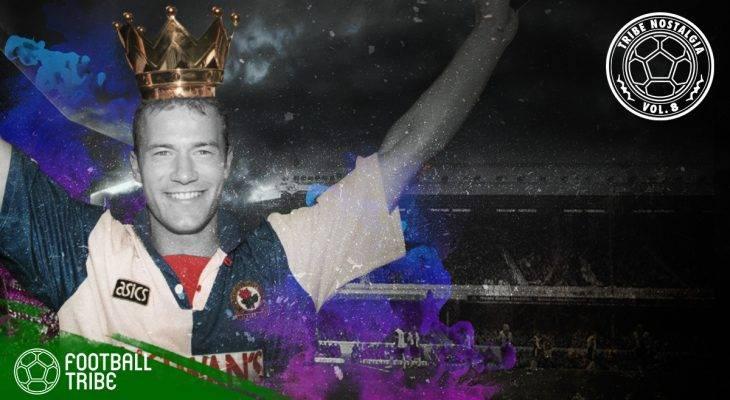 Alan Shearer – Chân sút vĩ đại nhất lịch sử bóng đá Anh