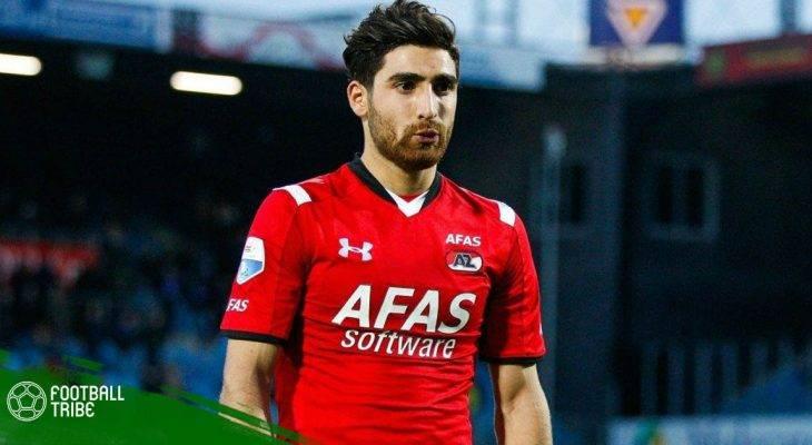 Vua phá lưới Eredivisie gia nhập Premier League