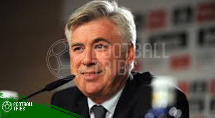 Ancelotti thay thế vị trí của Sarri tại Napoli