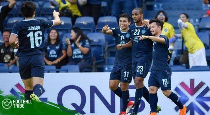 AFC Champions League: Buriram United đánh bại ĐKVĐ Hàn Quốc