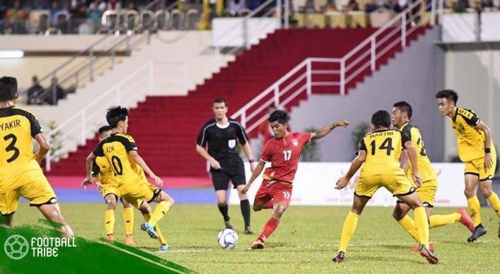 Xác định các cặp bán kết Hassanal Bolkiah Trophy