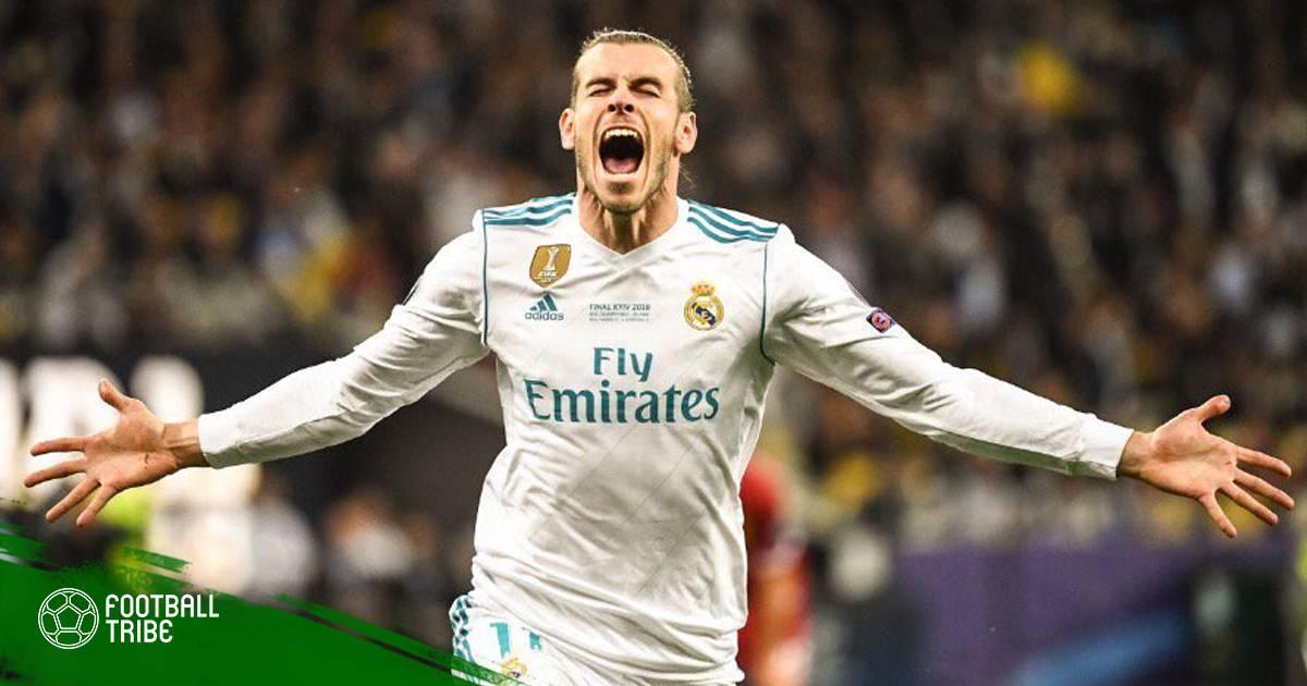 Bale thổ lộ tình yêu với Premier League