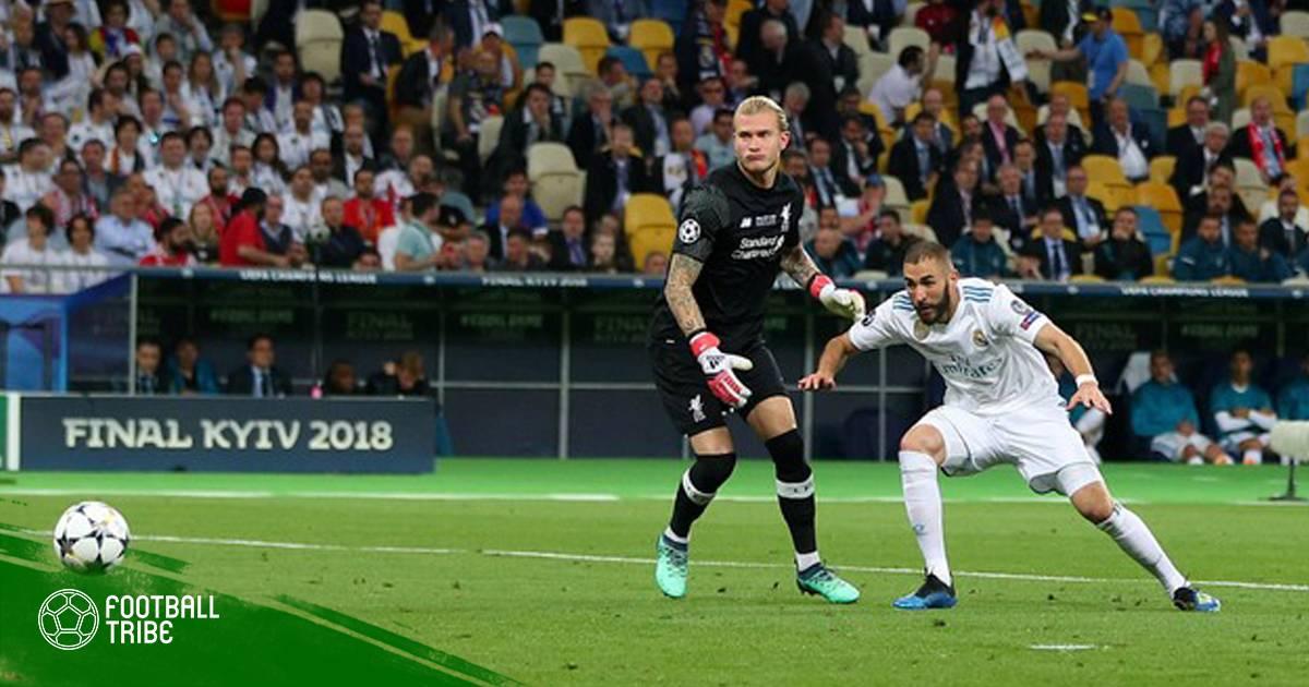 Karius xin lỗi vì những sai lầm trong trận chung kết Champions League