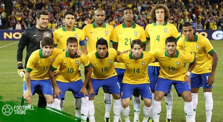 Brazil công bố danh sách dự World Cup 2018
