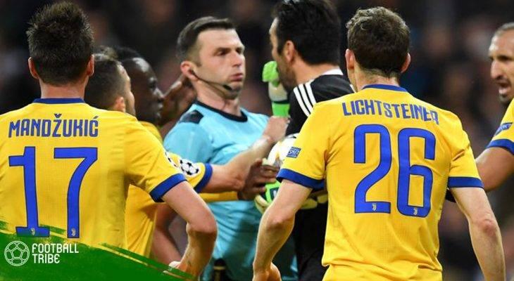 """Sắp giải nghệ, Buffon vẫn bị UEFA """"sờ gáy"""""""