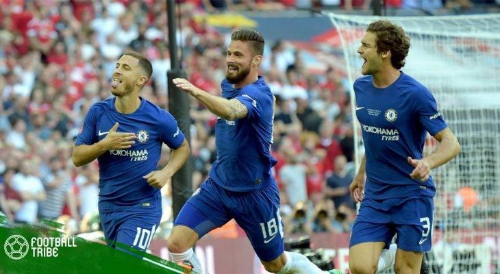 Chelsea 1-0 Man Utd: The Blues đăng quang FA Cup – Nước Anh màu Xanh