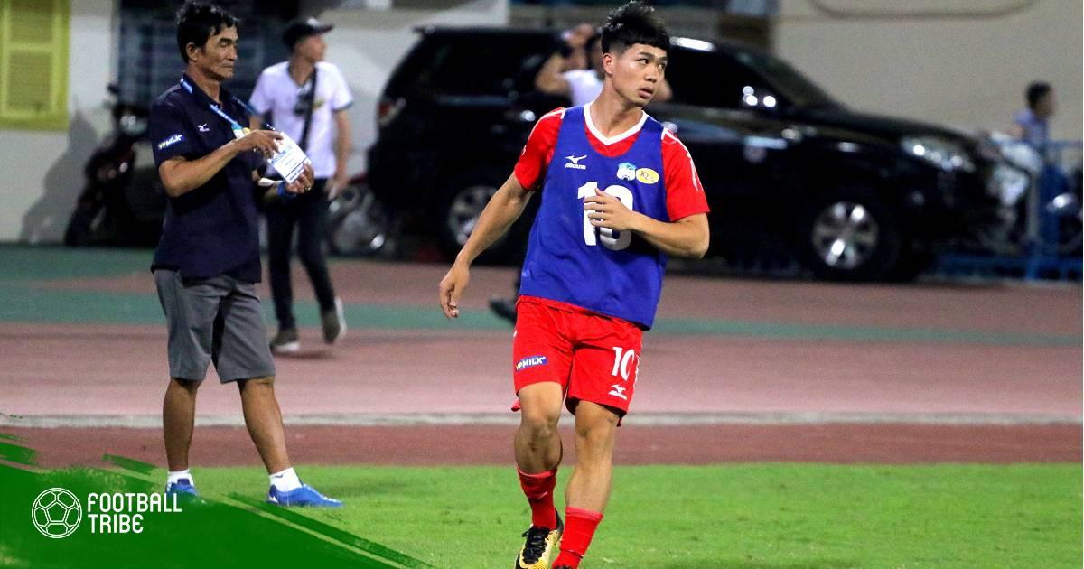 HAGL cho Incheon United mượn Công Phượng 1 năm