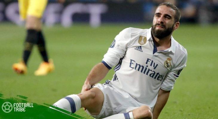 Dani Carvajal sống lại cơ hội dự World Cup