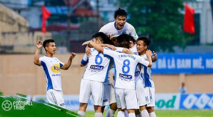 Những điểm nhấn sau trận đấu giữa FLC Thanh Hóa và HAGL