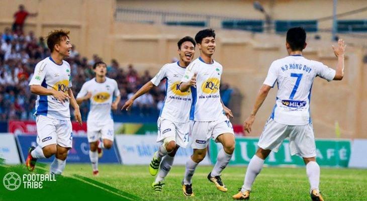 Đội hình dự kiến của HAGL trong trận gặp SHB Đà Nẵng