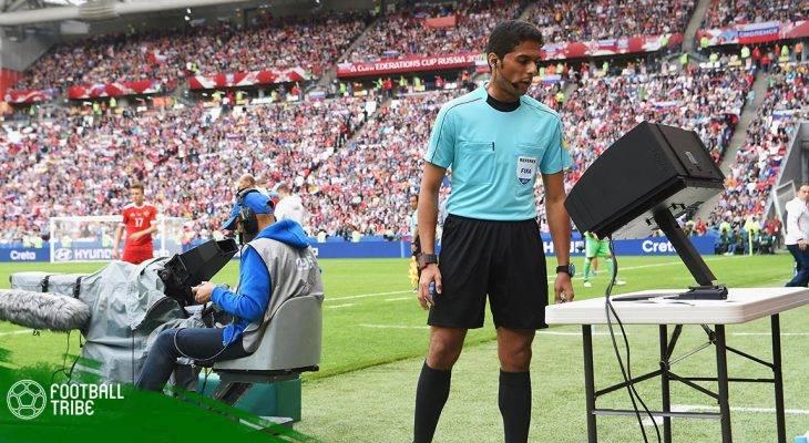 Trọng tài World Cup 2018 nhận án treo còi vĩnh viễn