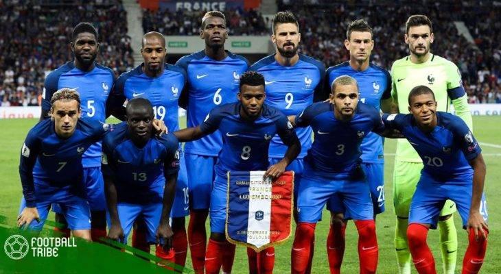 Pháp chốt danh sách dự World Cup: Hàng loạt hảo thủ bị gạch tên