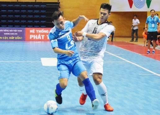 Chuẩn bị khai mạc giải Futsal HDBank Cúp Quốc gia 2019