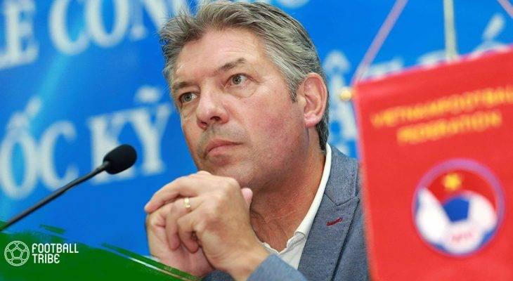 GĐKT Juergen Gede muốn gắn bó lâu dài với bóng đá Việt Nam