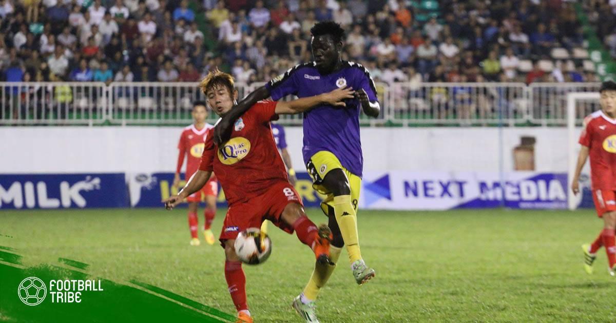 Chuyển động bóng đá Việt Nam ngày 30/5: HAGL bị cảnh cáo