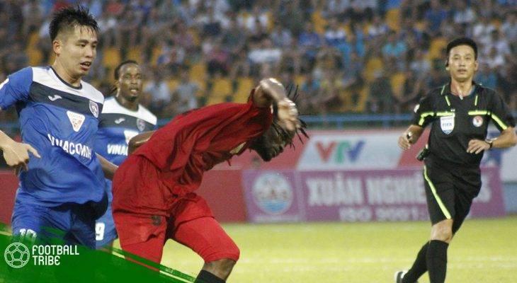"""Hải Phòng 0-1 Than Quảng Ninh: """"Cái chết ở phút cuối cùng"""""""